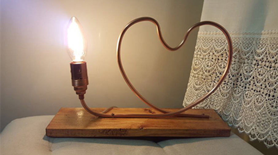 Lampade Vintage Lampade Realizzate A Mano Lampade
